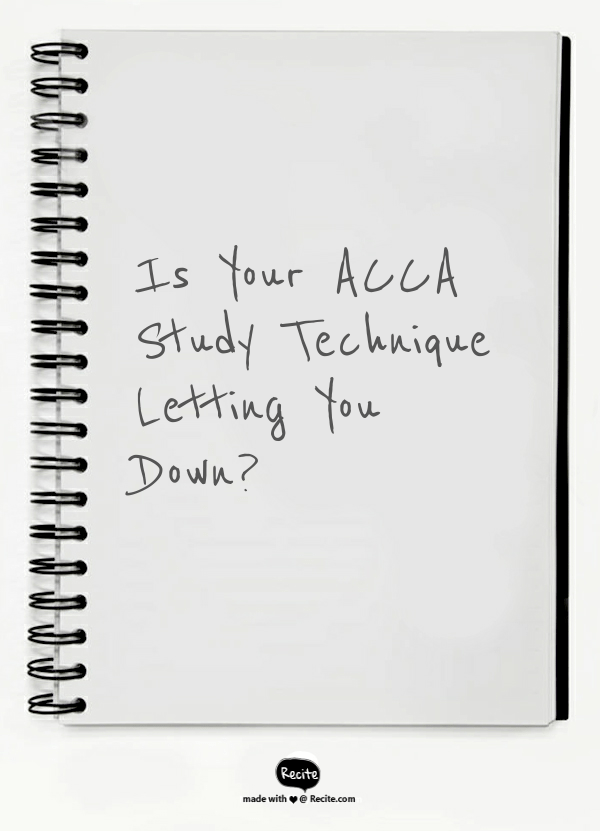 ACCA-Study-Techniques