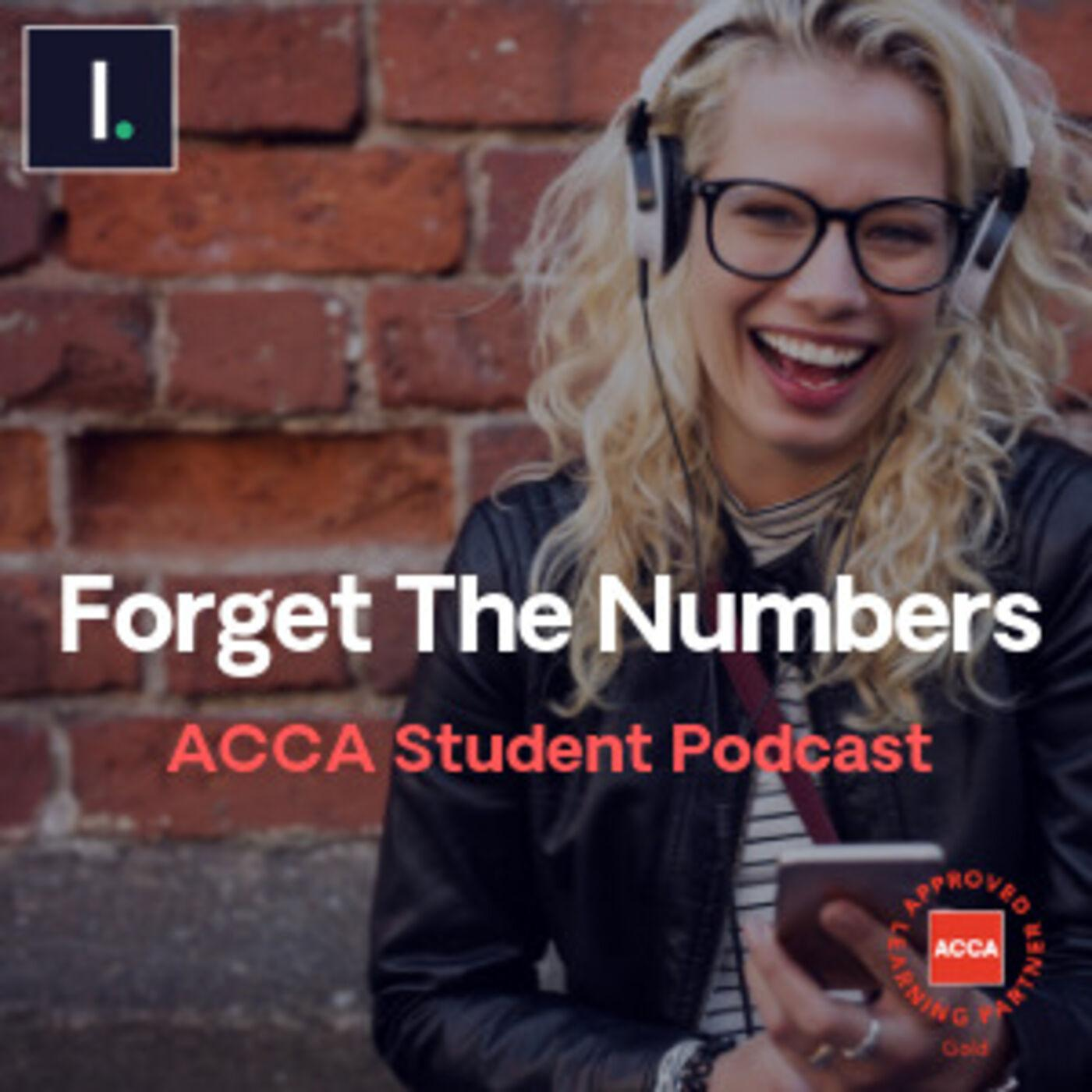 Forget the Numbers podcast