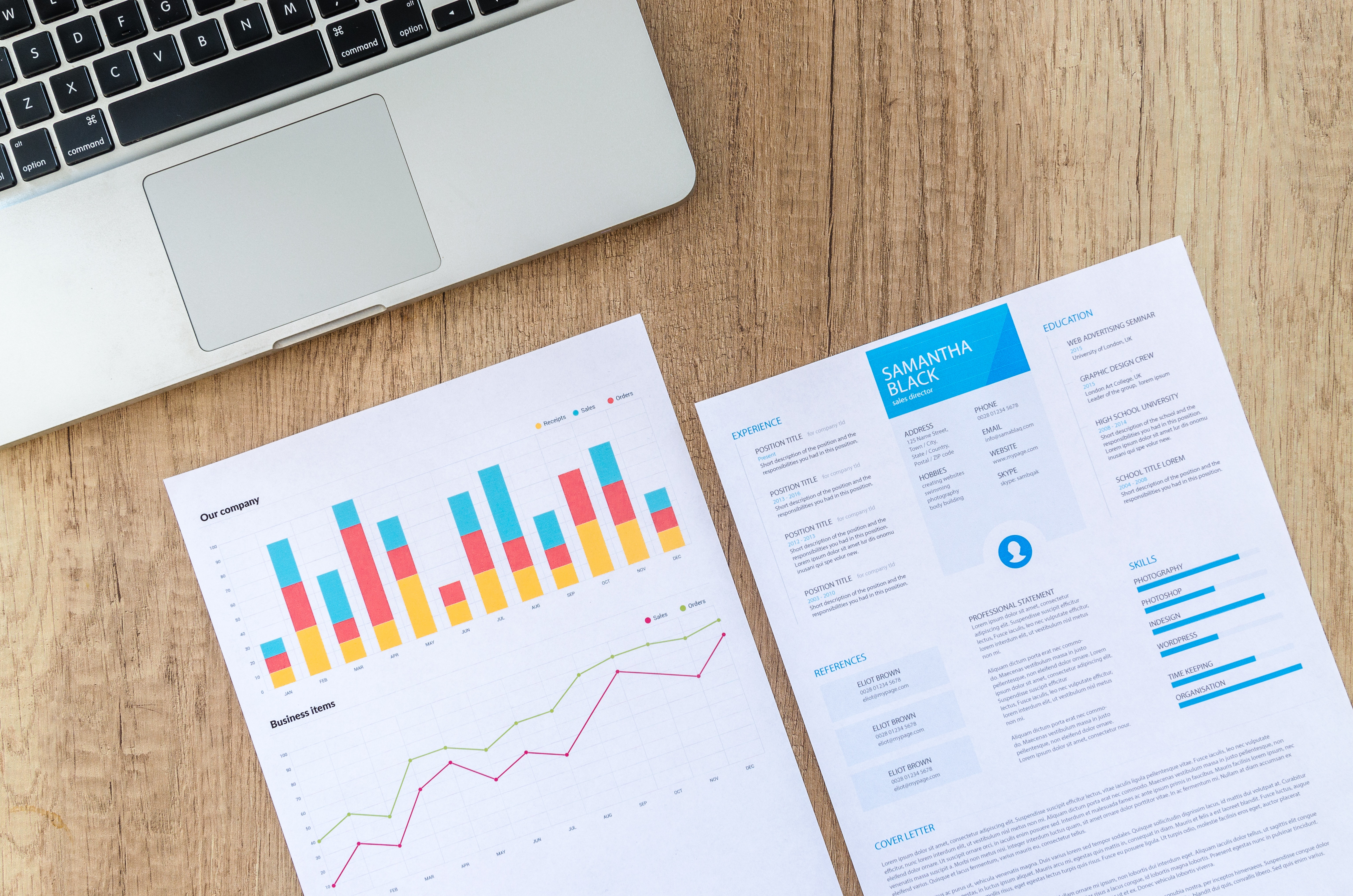 How to Write a Great Accounting CV